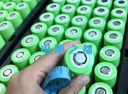 Có thể sử dụng pin nước sản phẩm A mã 32700 mới
